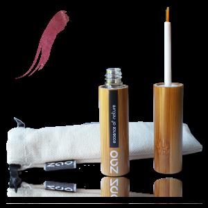 ZAO flytende økologisk eyeliner 063 Plum