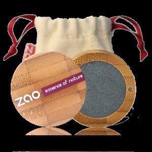 ZAO økologisk shimmer øyenskygge Metal Grey