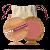 ZAO økologisk shimmer øyenskygge Peach Blossom