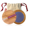 ZAO økologisk shimmer øyenskygge Azure Blue