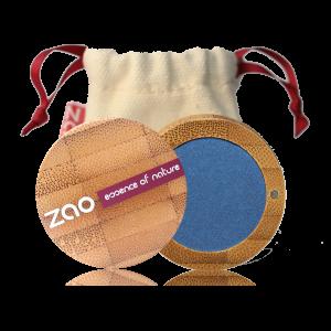 ZAO økologisk shimmer øyenskygge Royal Blue