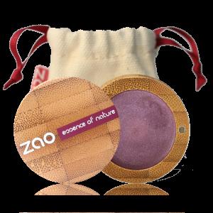 ZAO økologisk kremet øyenskygge fiolett