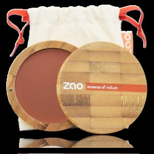 ZAO kompakt blush 321 Brown Orange