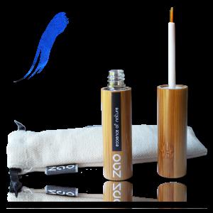 ZAO flytende økologisk eyeliner 065 Sapphire Blue