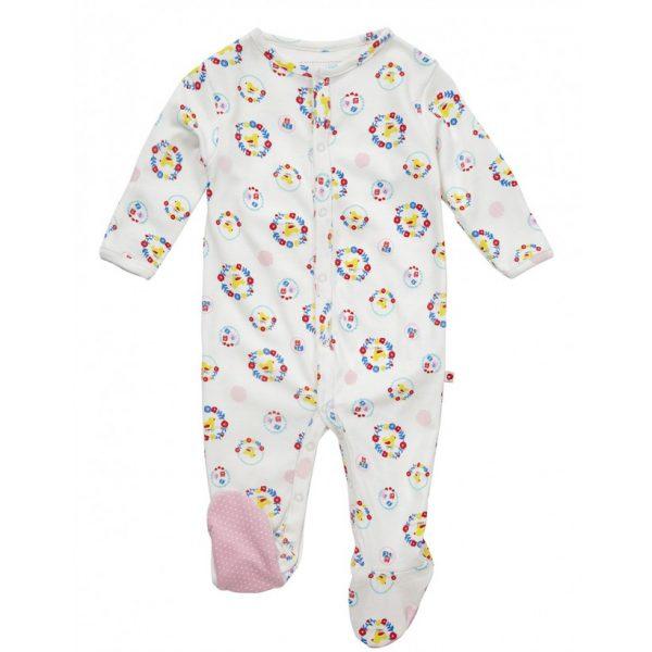 Økologisk pyjamas til jente