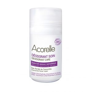 Økologisk deodorant sensitiv hud