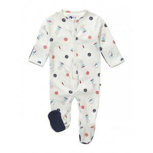 Økologisk pyjamas til gutt