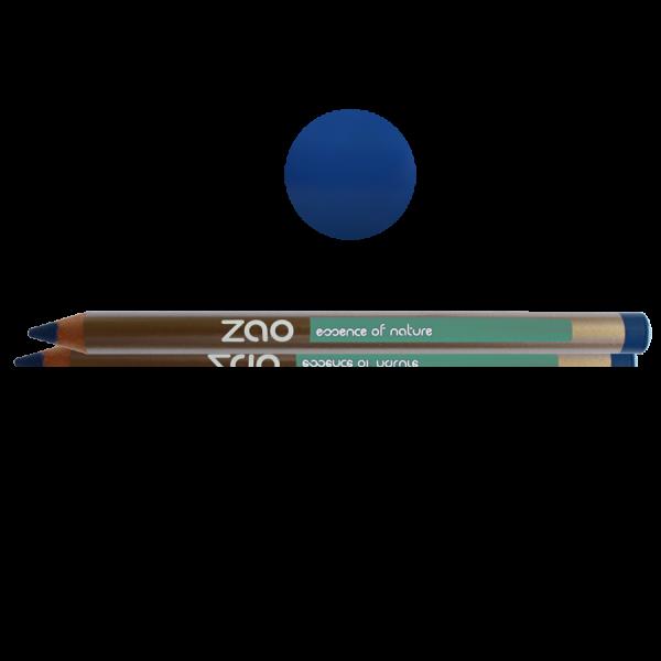 ZAO økologisk eyeliner 605 Night Blue