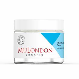 MuLondon økologisk moisturiser parfymefri