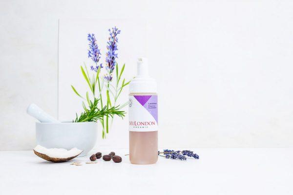 Lavender Foaming Cleanser