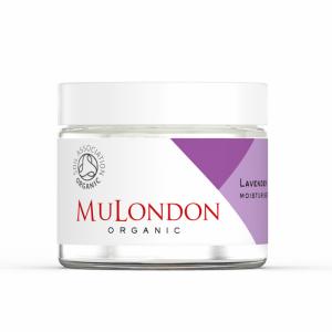 Økologisk moisturiser Lavendel