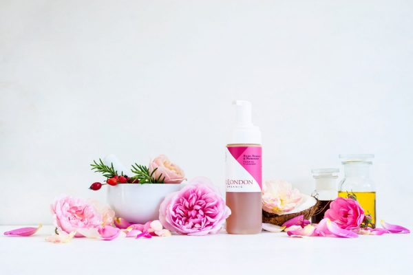 Rose, Rosehip & Rosemary Foaming Cleanser