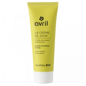 Økologisk dagkrem for tørr og sensitiv hud