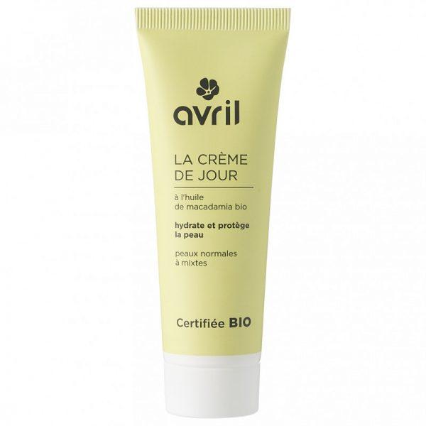 Økologisk dagkrem for normal hud