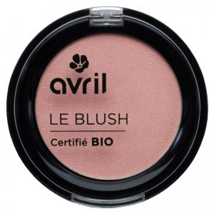 Avril økologisk blush Rose Nacré