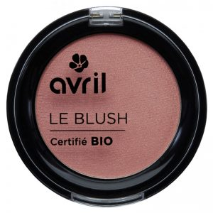 Avril økologisk blush Rose Praline