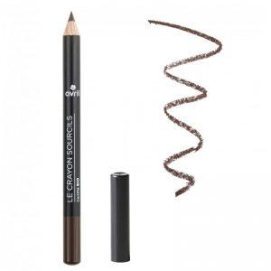 Avril økologisk eyebrow pencil Brun
