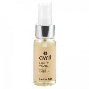 Avril økologisk arganolje ansiktsolje