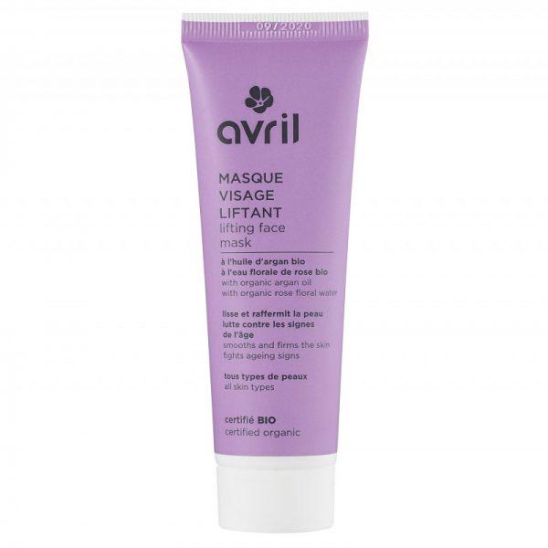 Avril økologisk oppstrammende ansiktsmaske 50ml
