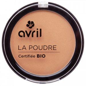 Avril økologisk bronzer Caramel Doré