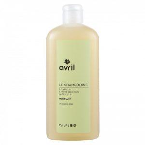 Avril økologisk shampoo for fett hår 250ml