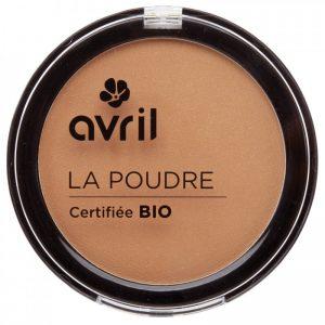 Avril økologisk bronzer Ambrée