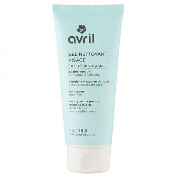 Avril økologisk rensegel 100ml