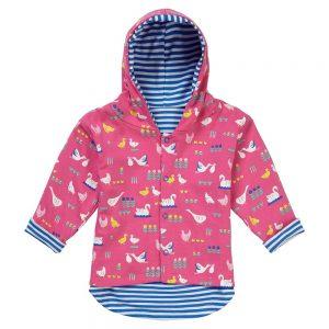 Økologisk jakke til baby
