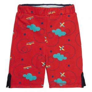 Økologisk reversibel baby shorts