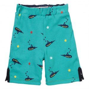 Økologisk shorts til baby
