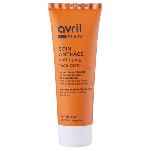 Økologisk ansiktskrem anti-age