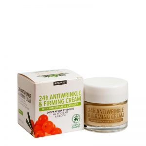 Økologisk antirynkekrem