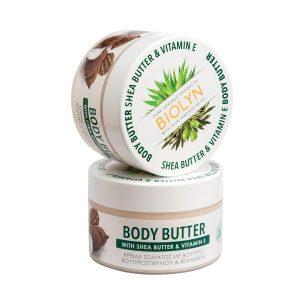 Økologisk body butter