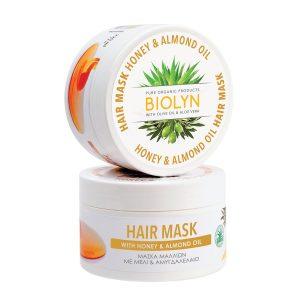 Økologisk hårkur