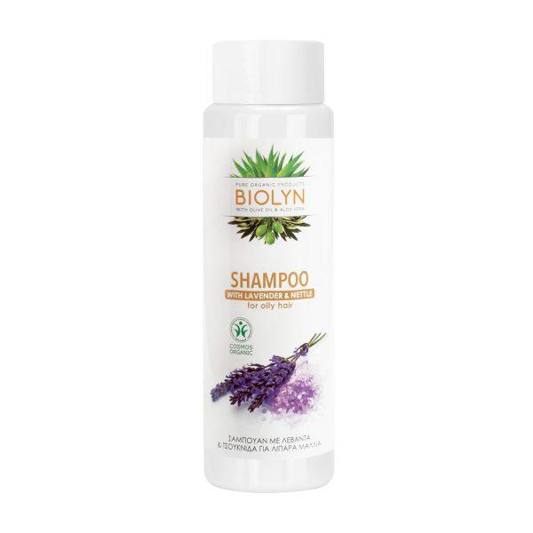 Økologisk shampo for fett hår